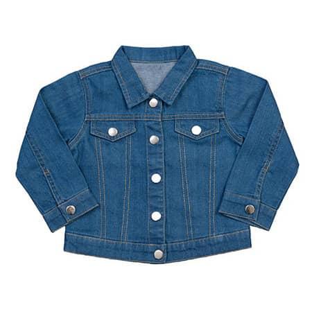 Baby Rocks Denim Jacket von Babybugz (Artnum: BZ53