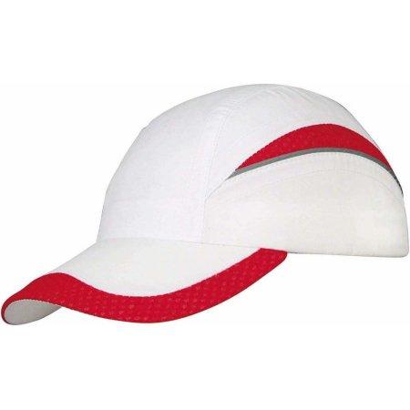 Qualifer Mesh Cap von Slazenger (Artnum: C110