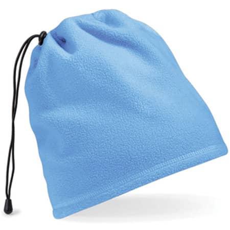 Suprafleece™ Snood/Hat Combo in Sky Blue von Beechfield (Artnum: CB285