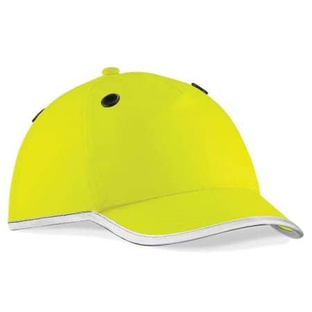 Enhanced-Viz EN812 Bump Cap von Beechfield (Artnum: CB535