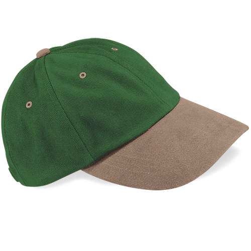 Beechfield - Low Profile Heavy Brushed Cotton Cap