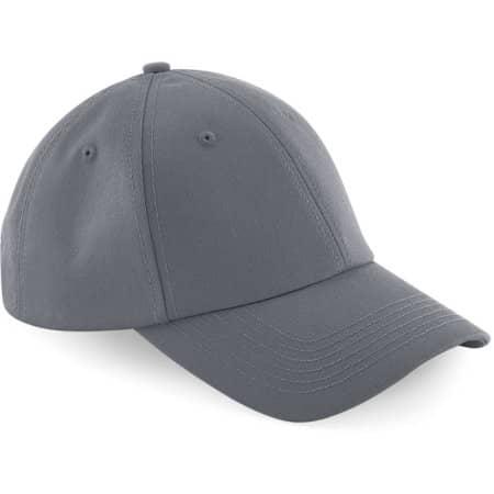 Authentic Baseball Cap in Graphite Grey von Beechfield (Artnum: CB59