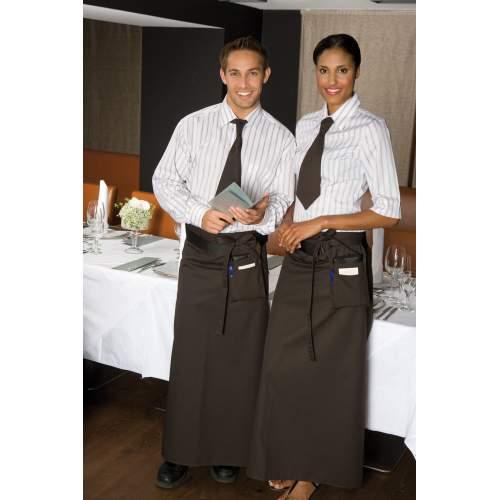 CG Workwear - Bistroschürze Roma 80 x 100 cm