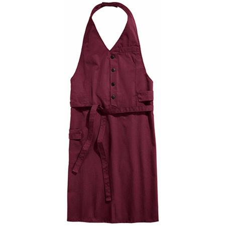 Schürze Corcolle in Cherry von CG Workwear (Artnum: CGW260