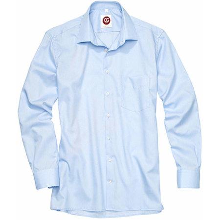 Hemd Altino Man in Blue von CG Workwear (Artnum: CGW500