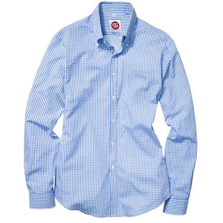 Hemd Prizzi Man in Blue von CG Workwear (Artnum: CGW655