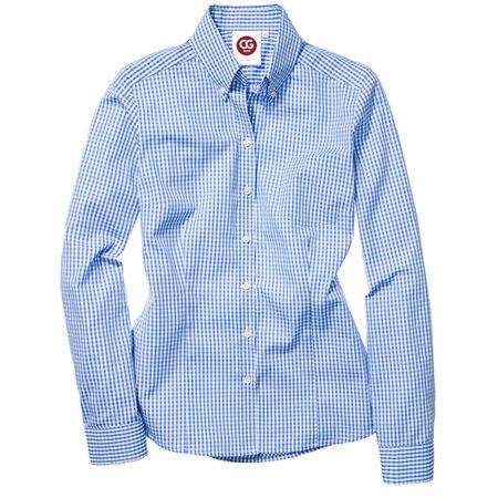 Bluse Locati Lady in Blue von CG Workwear (Artnum: CGW665