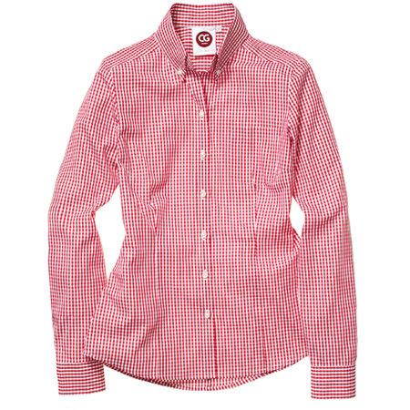Bluse Locati Lady in Red von CG Workwear (Artnum: CGW665