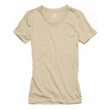 Kurzarm T-Shirt Ragusa Lady von CG Workwear (Artnum: CGW9525
