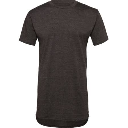 Men`s Long Body Urban Tee von Canvas (Artnum: CV3006