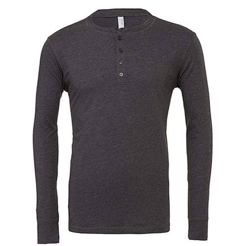 Canvas - Jersey Long Sleeve Henley