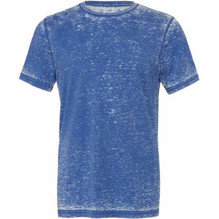 Unisex Poly-Cotton Short Sleeve Tee von Canvas (Artnum: CV3650