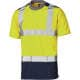 Thumbnail T-Shirts in : Two Toned High Visible Tee DK22081 von Dickies