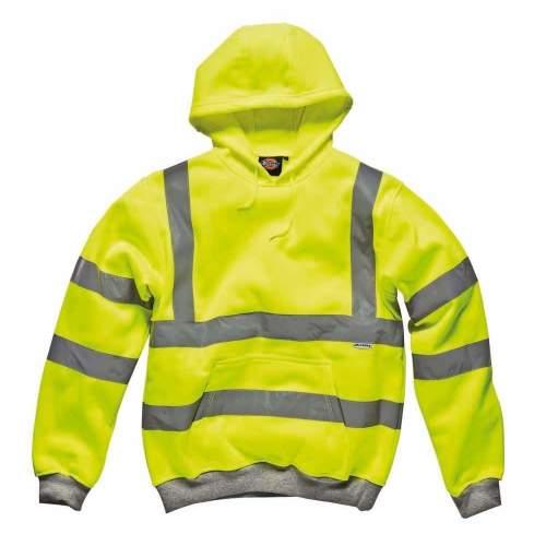 Dickies - Hochsichtbares Kapuzen-Sweatshirt