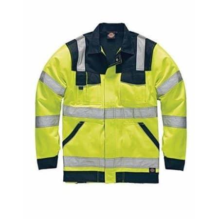 Industry Warnschutz Bundjacke EN20471 von Dickies (Artnum: DK30015