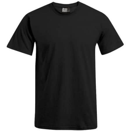 Basic-T in Black von Promodoro (Artnum: E1000