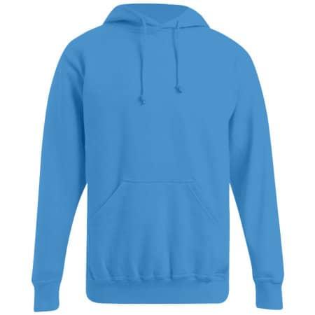 Men`s Hoody 80/20 in Turquoise von Promodoro (Artnum: E2180