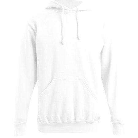 Men`s Hoody 80/20 in White von Promodoro (Artnum: E2180