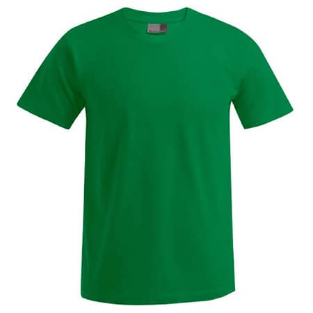 Men`s Premium-T in Kelly Green von Promodoro (Artnum: E3000