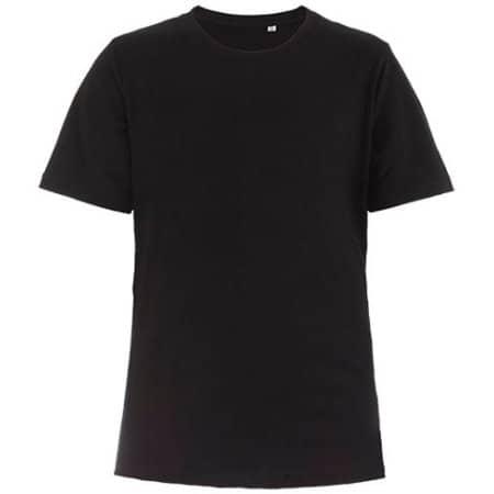 Kids` Fashion Organic-T in Black von Promodoro (Artnum: E311