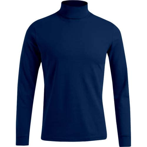 Promodoro - Men`s Turtleneck-T LS