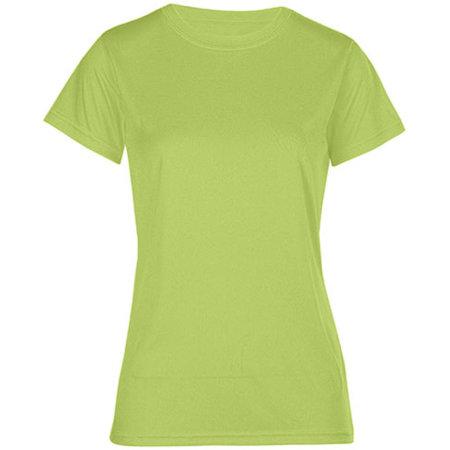 Women`s Performance-T in Green Gecko von Promodoro (Artnum: E3521