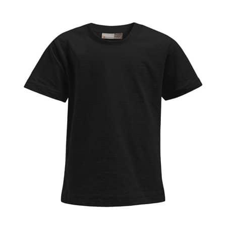 Kids` Premium-T in Black von Promodoro (Artnum: E399
