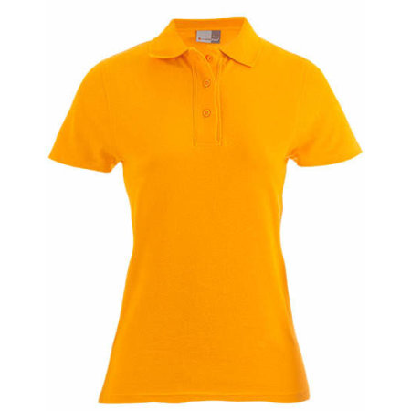 Women`s Superior Polo in Orange von Promodoro (Artnum: E4005F
