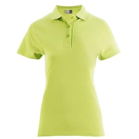Women`s Superior Polo in Wild Lime von Promodoro (Artnum: E4005F