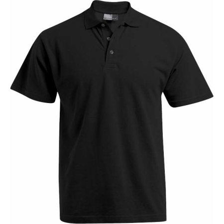 Men`s Premium Polo in Black von Promodoro (Artnum: E4040