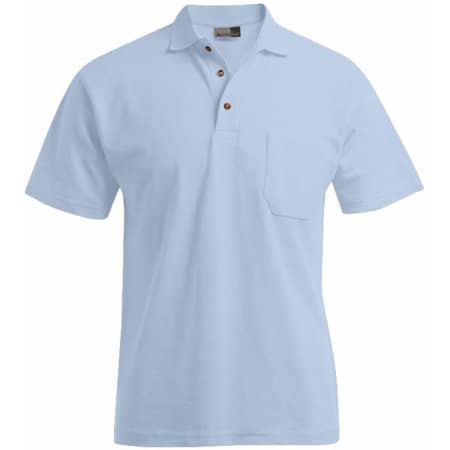 Men`s Heavy Polo Pocket von Promodoro (Artnum: E4100
