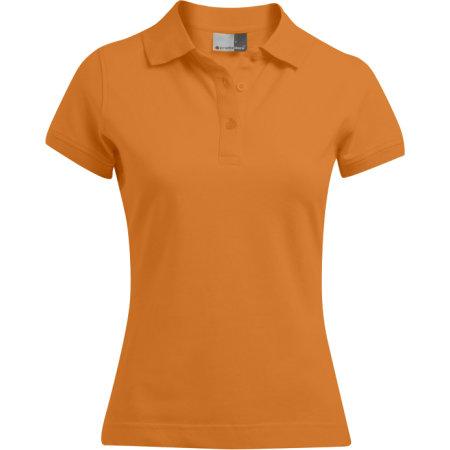 Women`s Polo 92/8 in Orange von Promodoro (Artnum: E4150