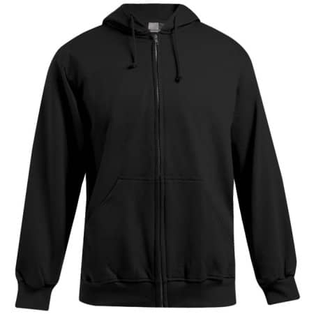 New Men`s Hoody Jacket 100 in Black von Promodoro (Artnum: E5080N