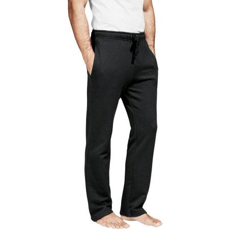 Men`s Casual Pants in Black von Promodoro (Artnum: E7001