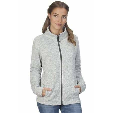 Women`s Knit Fleece Jacket C+ von Promodoro (Artnum: E7725