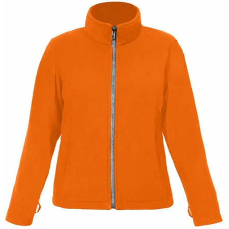 Women`s Fleece Jacket C+ von Promodoro (Artnum: E7911