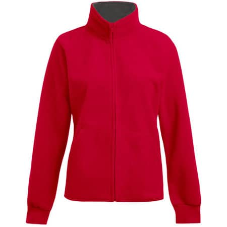 Women`s Double Fleece Jacket 7985 von Promodoro (Artnum: E7985