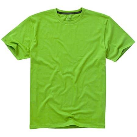 Nanaimo T-Shirt in Apple Green von Elevate (Artnum: EL38011