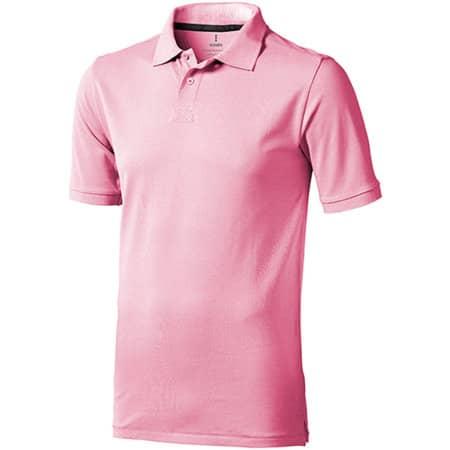 Calgary Polo in Light Pink von Elevate (Artnum: EL38080
