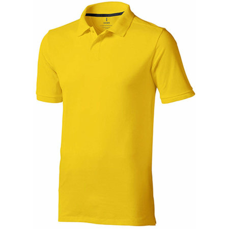Calgary Polo in Yellow von Elevate (Artnum: EL38080