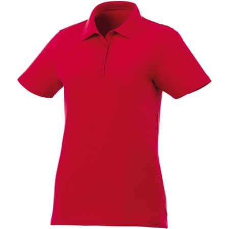 Woman Liberty Private Label Poloshirt von Elevate (Artnum: EL38101