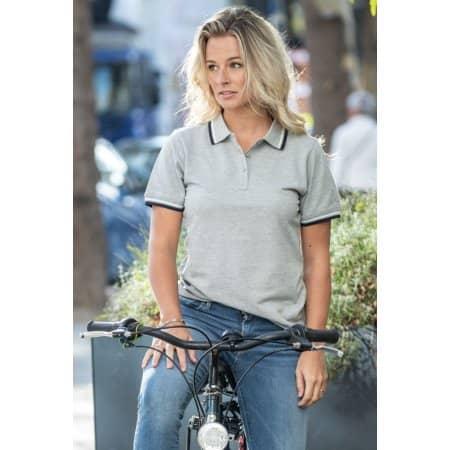 Fairfield Ladies Poloshirt von Elevate (Artnum: EL38103