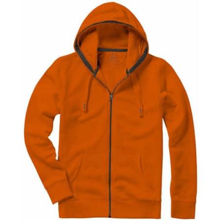 Arora Hooded Full Zip Sweater von Elevate (Artnum: EL38211