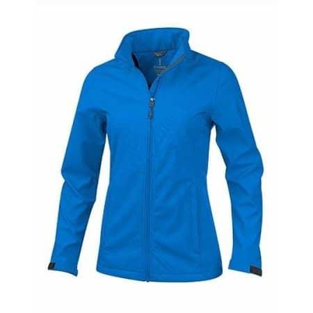 Maxson Ladies` Softshell Jacket von Elevate (Artnum: EL38320