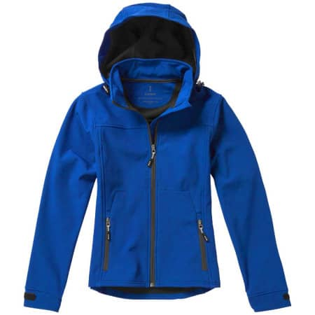 Langley Ladies` Softshell Jacket von Elevate (Artnum: EL39312