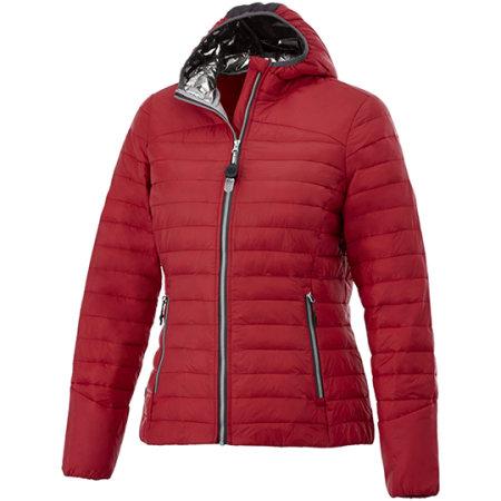 Silverton Insulated Ladies Jacket von Elevate (Artnum: EL39334