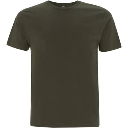 Unisex Organic T-Shirt von EarthPositive (Artnum: EP01