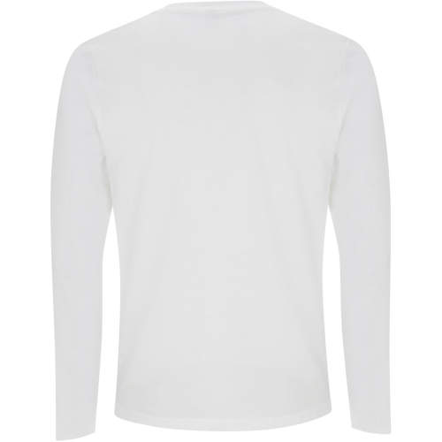 EarthPositive - Men's Slim Fit LS Jersey T-Shirt