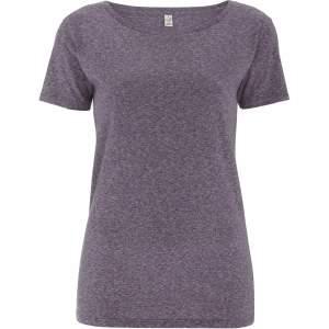 Women's Special Yarn Effect T-Shirt
