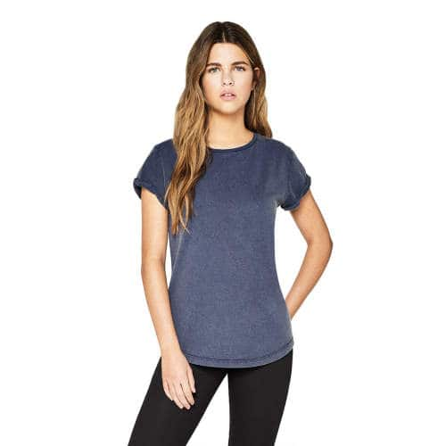 EarthPositive - Women's Rolled Up Sleeve Organic